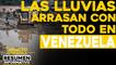 Las lluvias arrasan con todo en Venezuela    NOTICIAS VENEZUELA HOY noviembre 14 2020