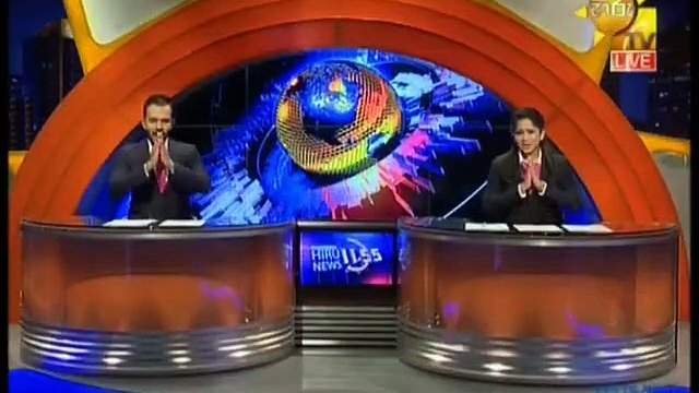 Hiru TV News 11.55 - 14-11-2020