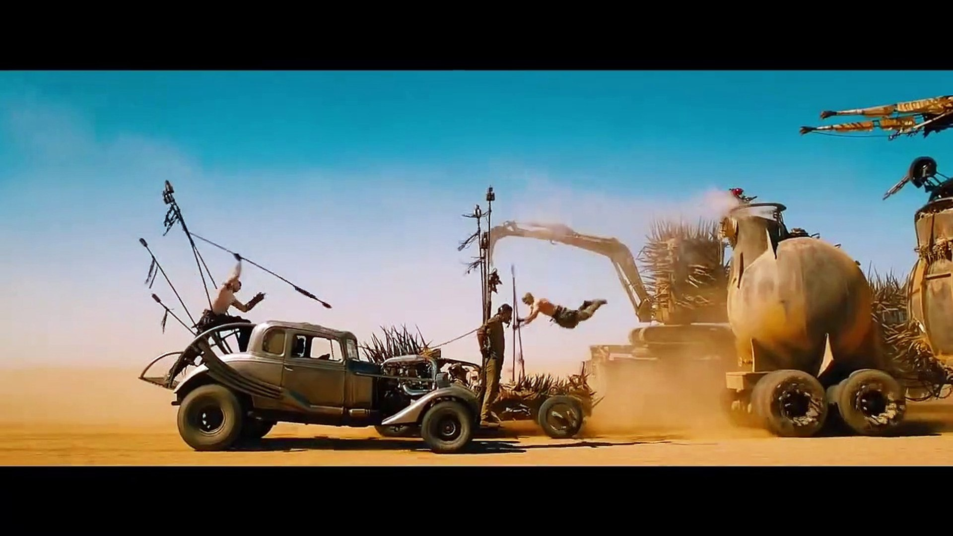 Trailer Phim Hành Động - Max Điên - Mad Max Fury Road