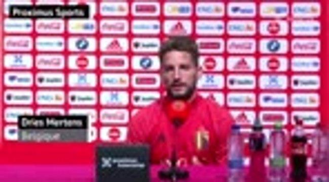Belgique - Mertens veut sa revanche face aux Anglais
