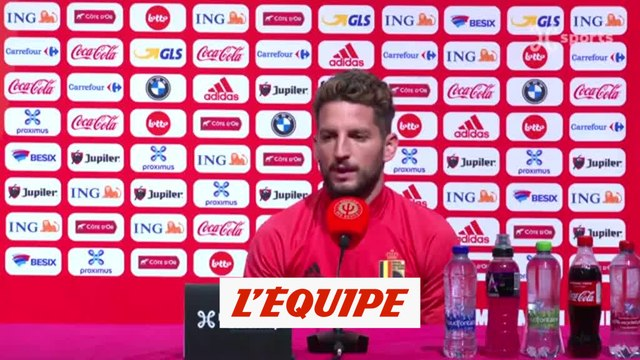 Mertens : « On veut gagner tous les matches » - Foot - L. nations - BEL