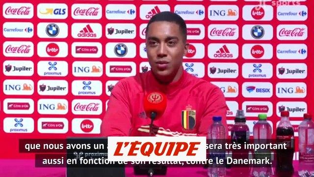 Tielemans : «J'espère qu'on finira en tête du groupe » - Foot - L. nations - BEL