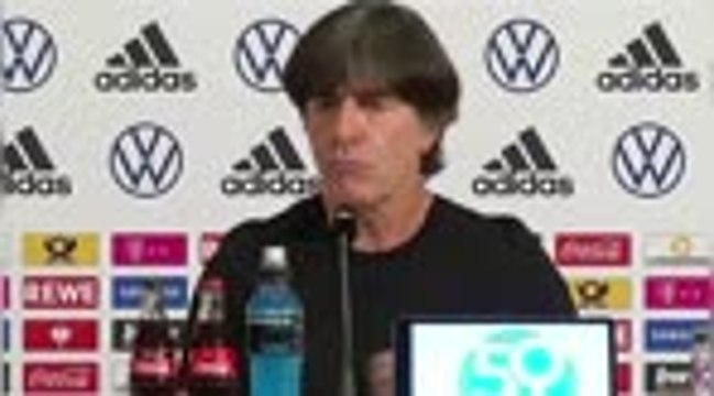 """Allemagne - Low : """"Un objectif très clair : gagner"""""""