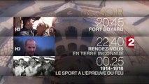 Fort Boyard 2014 - Bande-annonce soirée de l'émission 5 (26/07/2014)