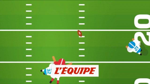 Le fumble - Foot US - Tutos NFL