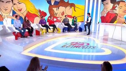 """Bruno Guillon présente l'émission """"Les Z'amours"""", sur France 2. Le 14 novembre 2020."""