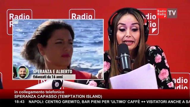 Non Succederà più - 14 Novembre 2020 - Speranza Capasso (Temptation Island)