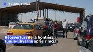 Afflux de voyageurs libyens pour l'ouverture de la frontière avec la Tunisie