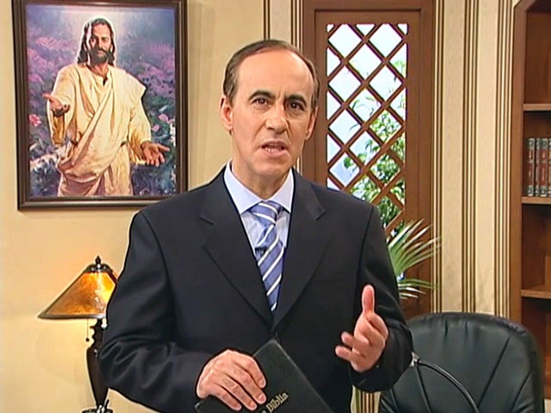 Escrito Está: ¿Dónde está Dios? - Pr. Robert Costa