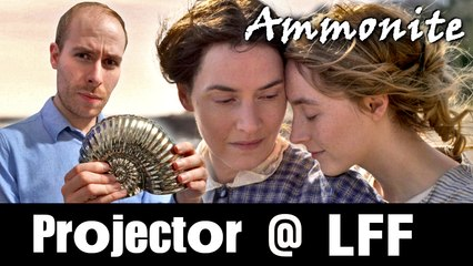 Projector @ LFF: Ammonite (REVIEW)