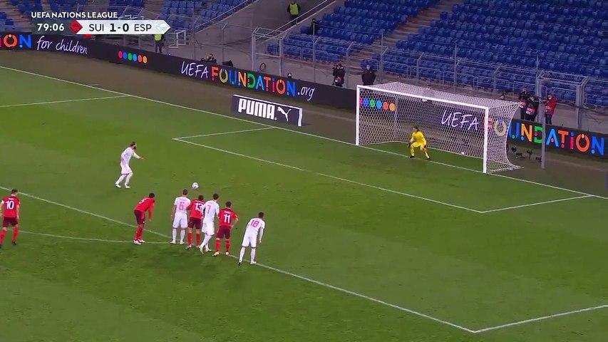 Ramos miss penalty