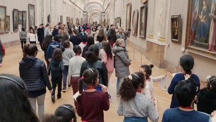 Les Clubs de la Réussite - Le Musée du Louvre