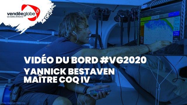 Vidéo du bord - Yannick BESTAVEN | MAÎTRE COQ IV - 14.11 (2)