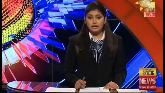 Hiru TV News 11.55 - 15-11-2020
