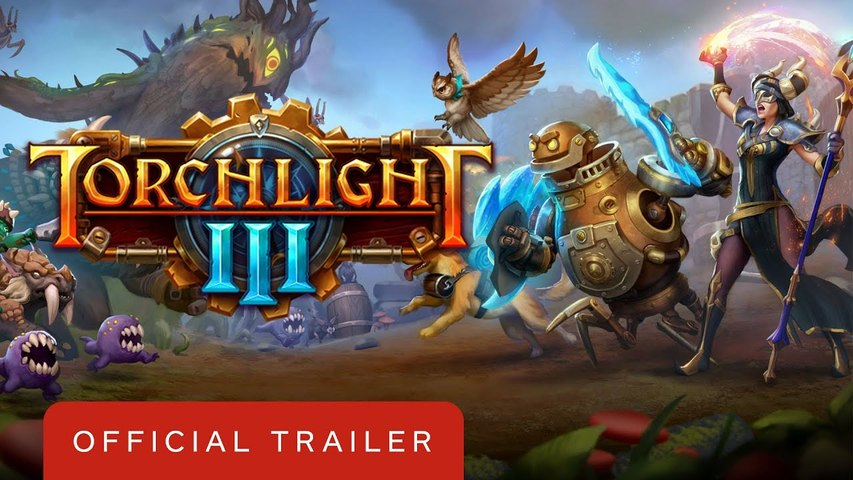 Torchlight 3 - Steam Early Access Trailer  Summer of Gaming 2020