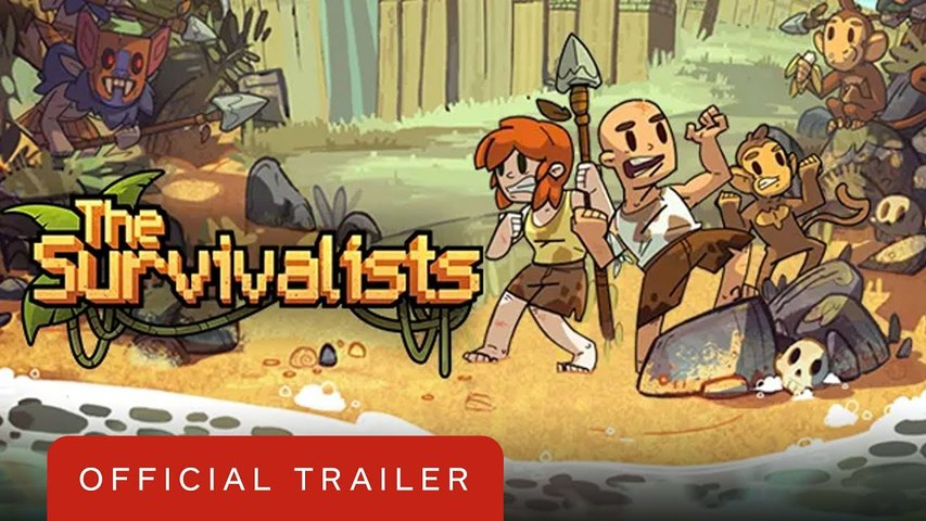 The Survivalists - Official Reveal Trailer  Summer of Gaming 2020