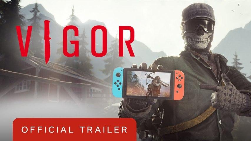 Vigor - Official Trailer  Summer of Gaming 2020