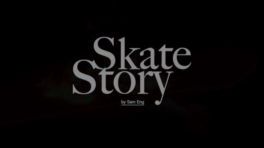 Skate Story Trailer  Summer of Gaming