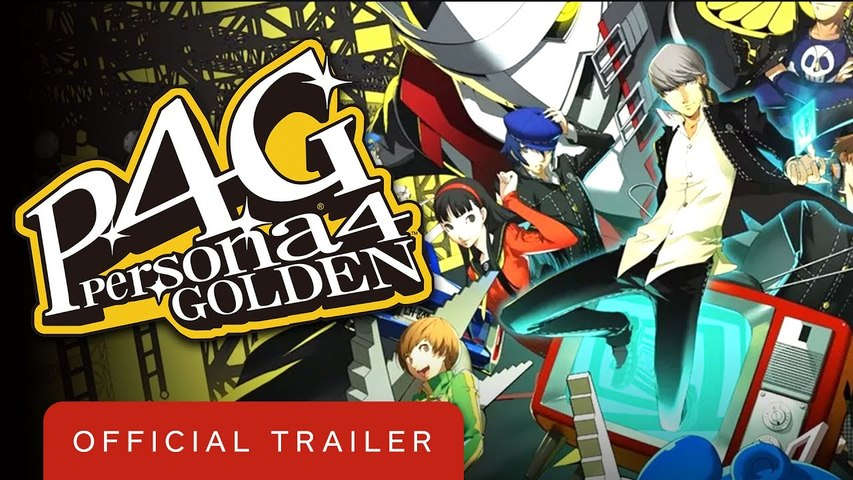 Persona 4 Golden - Official Steam Trailer  Summer of Gaming