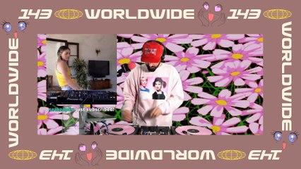 DJ Wonder - 143 Worldwide - Morning After Radio - 11-15-20