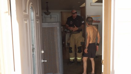 Live Rescue: Smoke Detector Won't Stop Beeping
