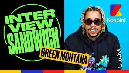 """Green Montana : """"Un bon sandwich, c'est un sandwich bio"""" l Interview Sandwich"""