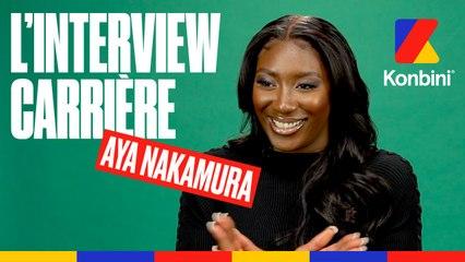 """Aya Nakamura : """"C'est important d'être fière de ses propres projets"""" I Interview Carrière"""