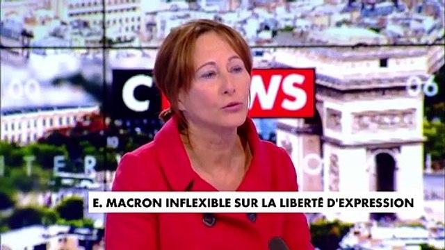 Ségolène Royal : «Je pense que certaines caricatures de Mahomet sont insultantes»