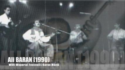 Ali BARAN - 1990 WD.Radio. Wupertal Cez Festival - ©Baran müzik