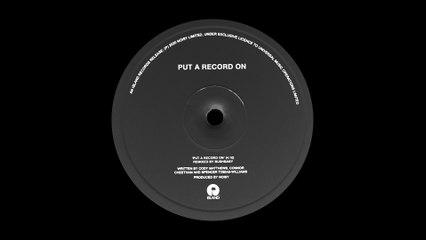 NOISY - Put A Record On