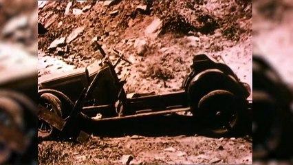 La Citroën Traction Avant et son crash test