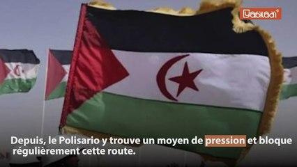 Maroc-Poliario : Le conflit d'El Guerguerate, le dessous des cartes