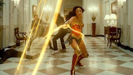 Wonder Woman 1984 - Trailer (Deutsch) HD