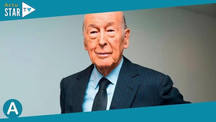 Valéry Giscard d'Estaing hospitalisé pour une raison inconnue
