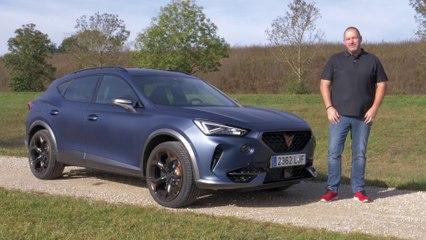 Cupra Formentor Best Performance SUV under 45.000 Euro?