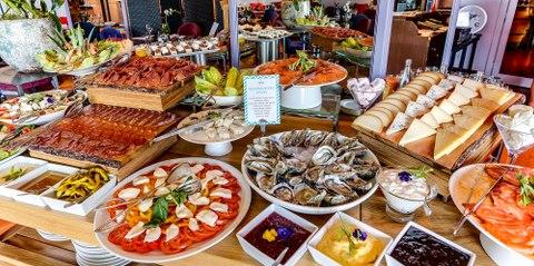Brunch Restaurant Le B - Sofitel (Biarritz) - OuBruncher