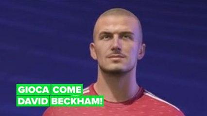 Le voci dicono che David Beckham sarà in FIFA 21!
