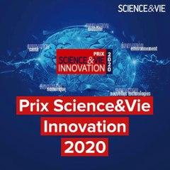 Prix Science&Vie #Innovation 2020  :  une chaise en algue