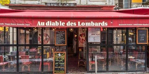 Brunch Diable des Lombards (Paris) - OuBruncher