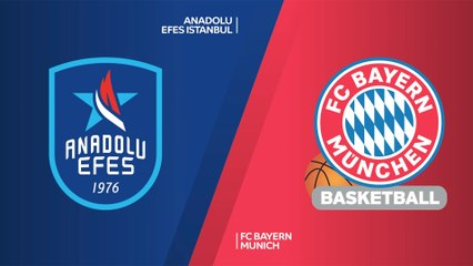 EuroLeague 2020-21 Highlights Regular Season Round 9 video: Efes 71-74 Bayern