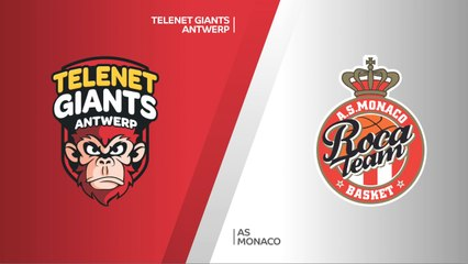 7Days EuroCup Highlights Regular Season, Round 8: Giants 67-75 Monaco