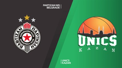7Days EuroCup Highlights Regular Season, Round 8: Partizan 89-86 UNICS