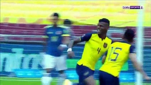 Ecuador  -  Colombia