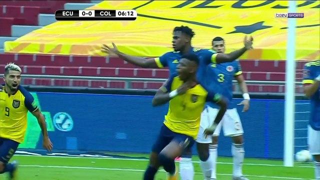 Qualifs Mondial 2022 : La Colombie étrillée en Equateur !