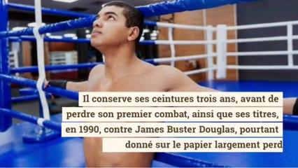 Mike Tyson : légende de la boxe