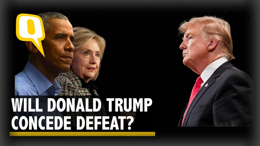 Trump Refuses to Concede; What He Must Learn from his Predecessor