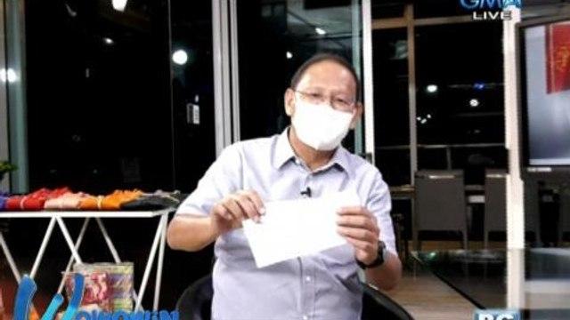 Wowowin: Mayor Marcy Teodoro, natanggap na ang donasyon ni Willie Revillame