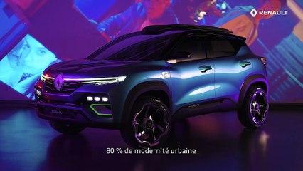Renault Kiger (2021). Le futur petit SUV pour l'Inde