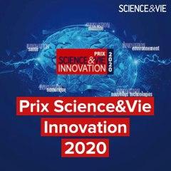 Prix Science&Vie #Innovation 2020 - Pré-sélection numérique  : un détecteur pour protéger les pompiers.