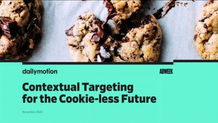 Contextual Targeting for the Cookie Less Future: Build Your Digital Ad Strategy for 2021